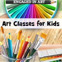 childrens art classes in Redlands