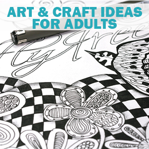 Art and Craft for Adults
