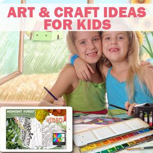 art ideas for kids