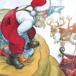 Beautifully Illustrated Christmas Story Books