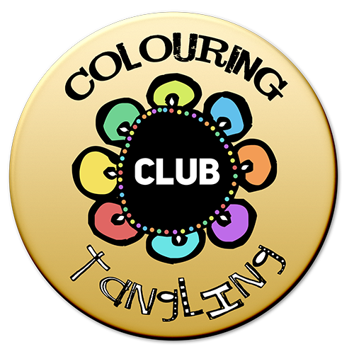colouring and tangling club