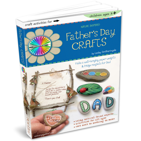 Fathers Day Crafts For Kids Book Printable Pdf Engaged In Art