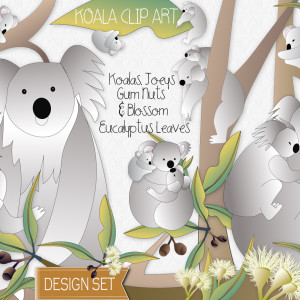 koalas clip art
