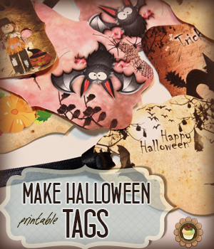 Halloween Stationery Party Pack – Printables