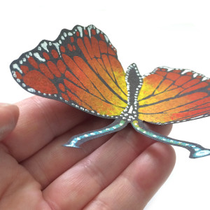 Butterfly Crafts as Gifts for Mum – Instructional Videos
