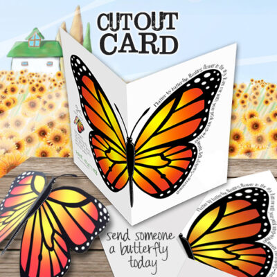 butterfly card ideas