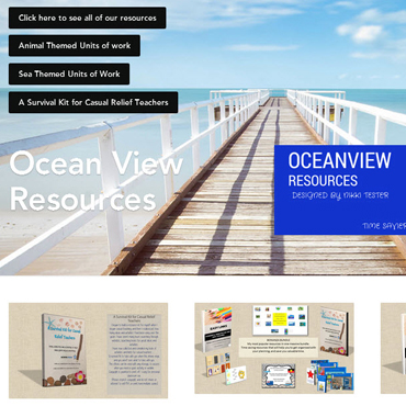 Introducing Ocean View Resources for Casual Relief Teachers