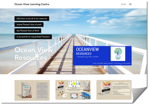 Ocean View Resources for Casual Relief Teachers