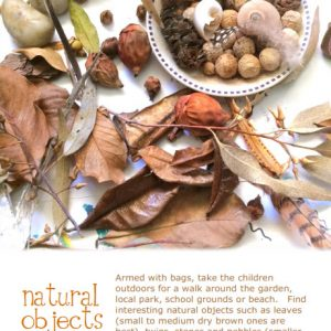 Nature Inspired Fathers Day Crafts