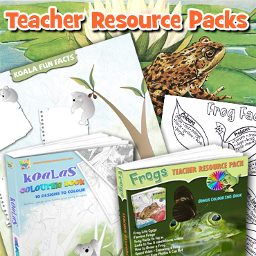 Teacher Resource Packs