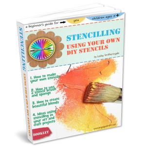 Stencilling techniques