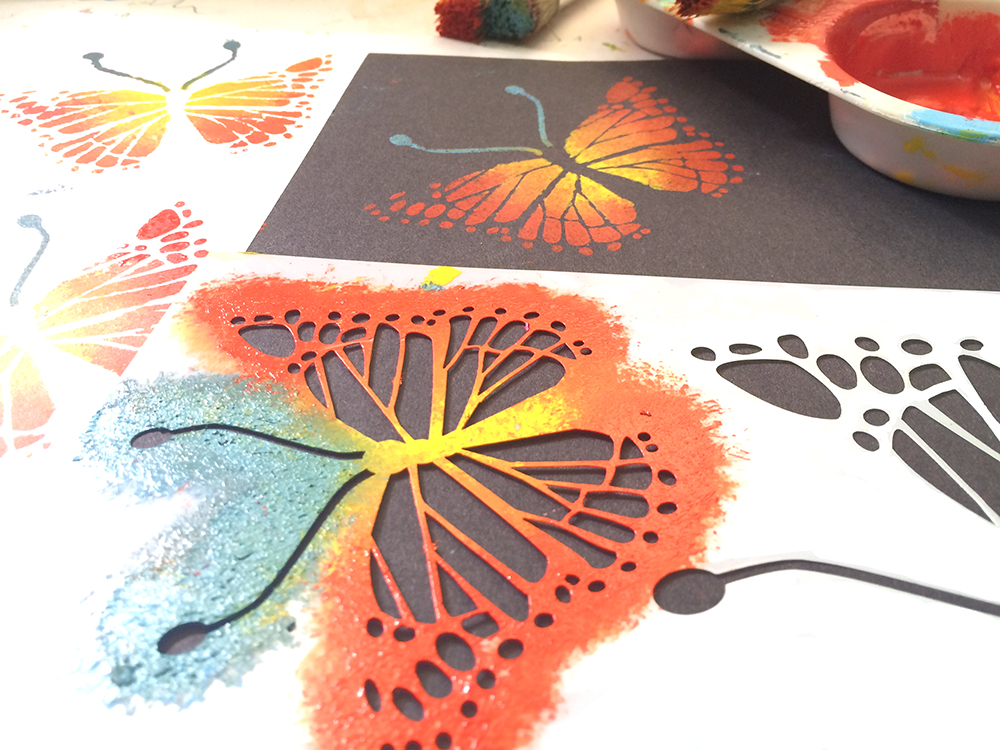 How To Make Butterfly Crafts For Mum As Gifts
