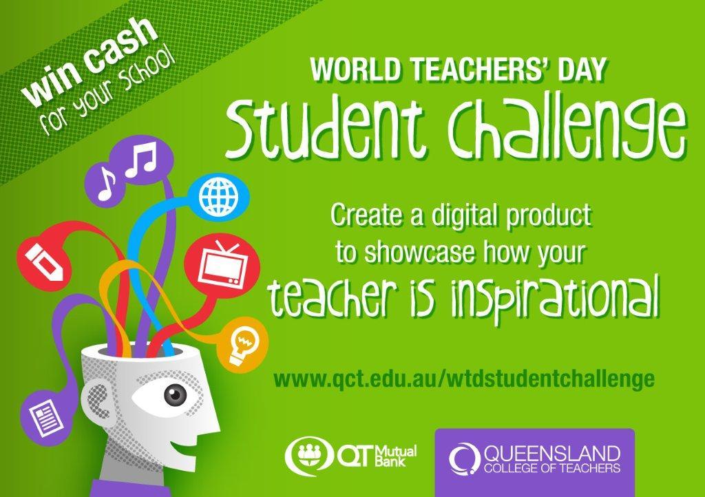 WTD 2014 Student Challenge Flyer