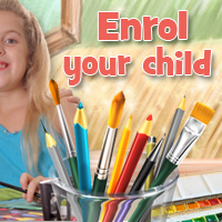enrol your child at engaged in art classes, art classes for kids, art classes for kids in redlands, art classes for kids brisbane, engaged in art, engaged in art classes for kids