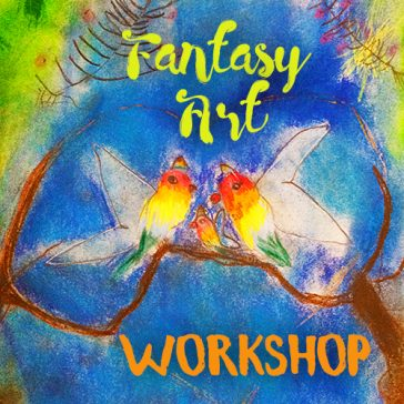 fantasy art workshop, art classes for kids, art classes for kids in redlands, art classes for kids brisbane, engaged in art, engaged in art classes for kids