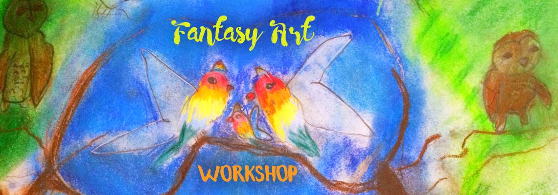 fantasy art workshop for kids, art classes for kids, art classes for kids in redlands, art classes for kids brisbane, engaged in art, engaged in art classes for kids