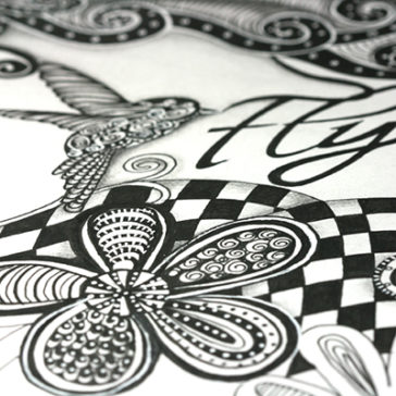 zentangle for beginners