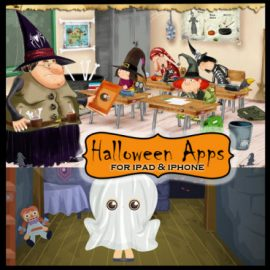 Halloween Apps for Ipad and Iphone