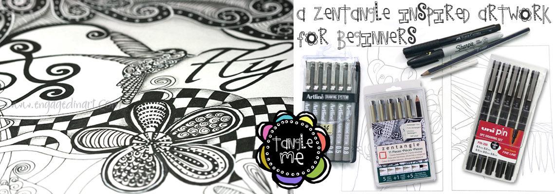 zentangle for beginners